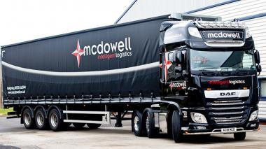 McDowell gets glowing endorsement from HSBC as it funds new fleet additions